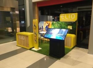 BOOTH ELIO @ CP tower