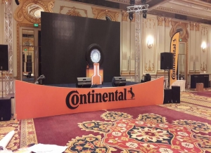Continental  Party  2016